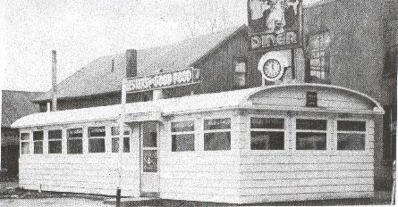 General diner drawing