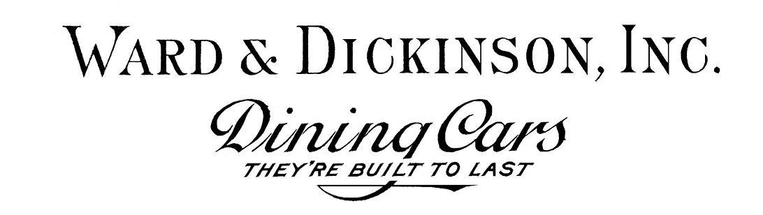 Ward & Dickinson, Inc.  Silver Creek, NY